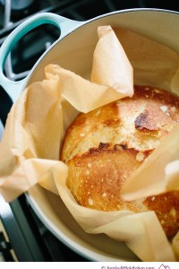 Easy Rustic Dutch Oven Bread - Big Sky Little Kitchen