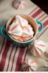 Easy Peppermint Meringue Cookies - Big Sky Little Kitchen